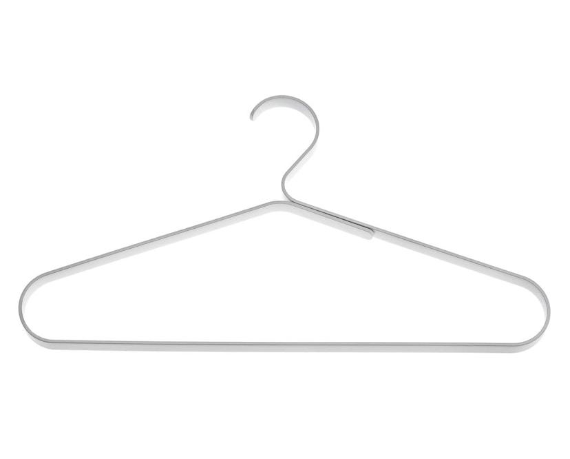 Schönbuch - 0118. Kleiderbügel - .195 weiß - 1