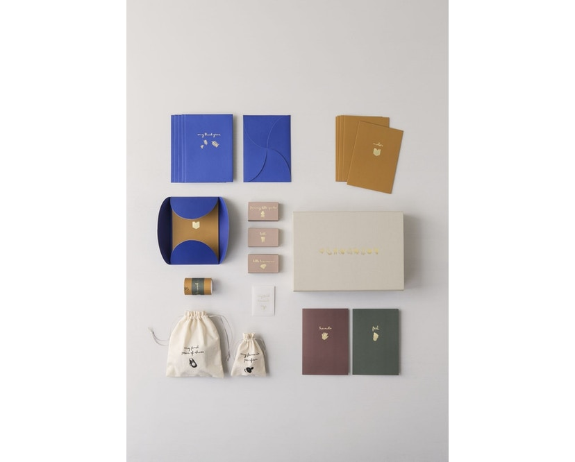 ferm LIVING - Erinnerungsbox - The Beginning of my life - 3