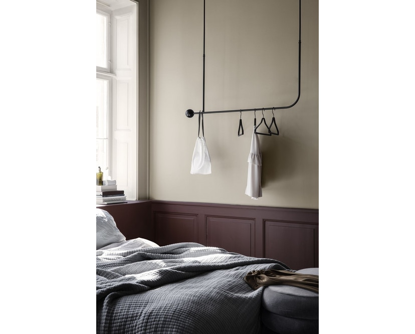 ferm LIVING - Poef rond - 2