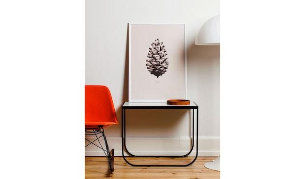 Paper Collective - 1:1 Pine Cone Poster - 01 - orange - 2