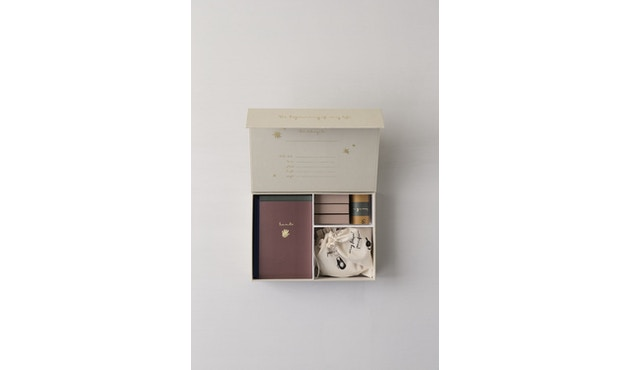 ferm LIVING - Erinnerungsbox - The Beginning of my life - 4