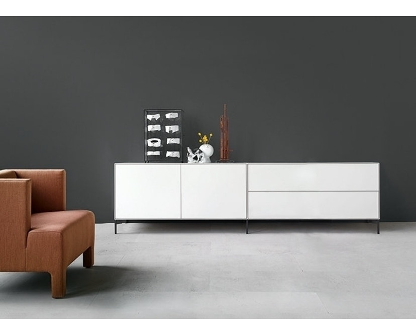 Piure - NexPur Box Kombifuß - schwarz 2er Set - 11