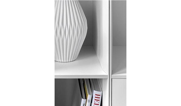 Piure - Nex Pur Regal - Schubkasten - weiß - B70 - 6