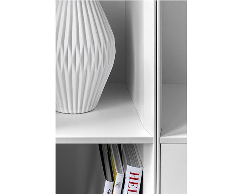 Piure - Nex Pur Regal - Tür unten - weiß - B30 - 7