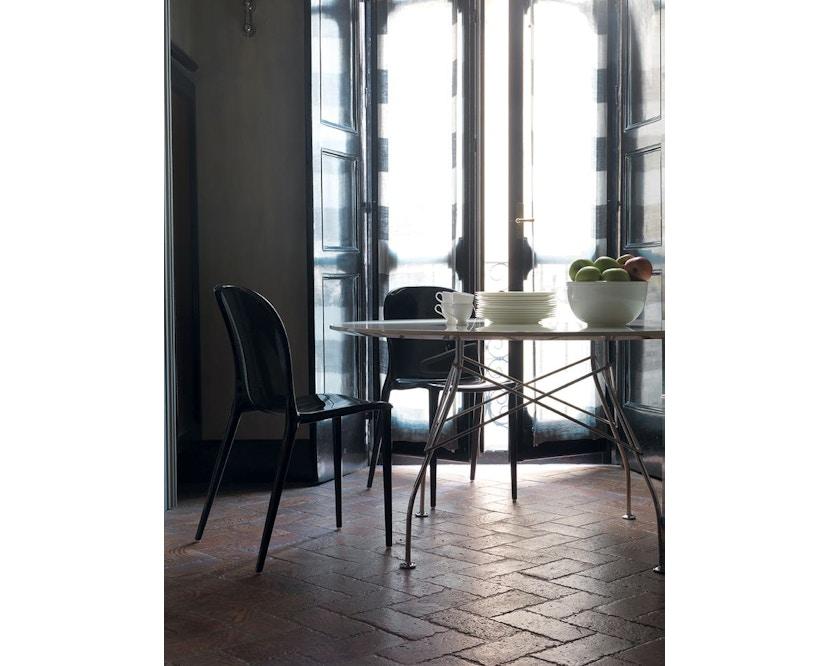 Glossy Tisch quadratisch