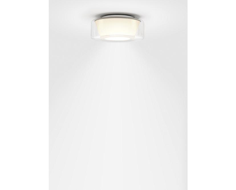 Serien Lighting - Curling Deckenleuchte - konisch - S - 1