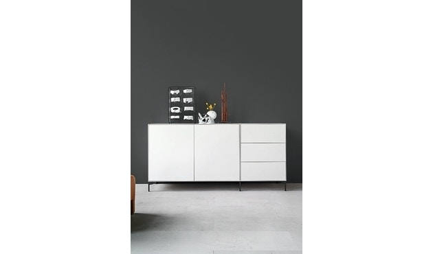 Piure - NexPur Box Kombifuß - schwarz 2er Set - 12