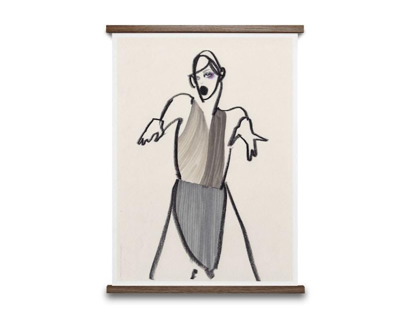 Paper Collective - Dancer Poster - Dancer 03 - 50 x 70 cm - 4