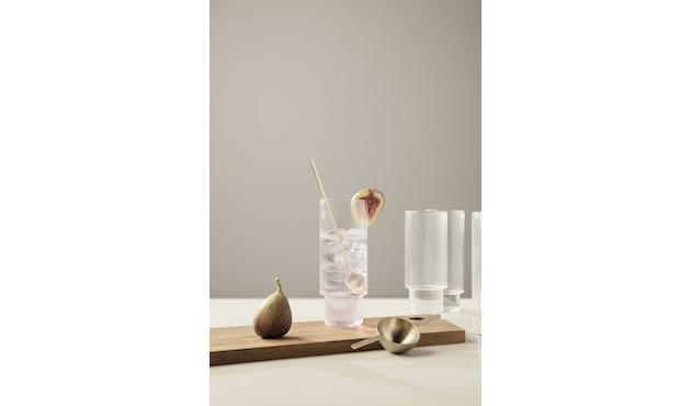 ferm LIVING - Ripple Long Drink Gläser (4er-Set) - 3