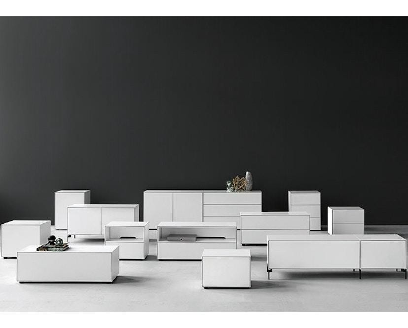 Piure - NexPur Box Kombifuß - schwarz 2er Set - 13