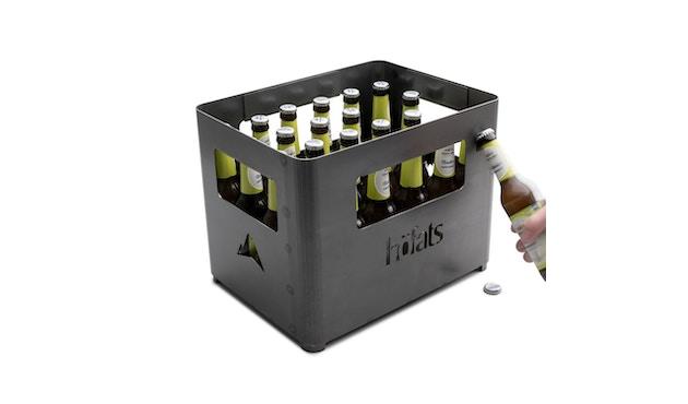 Höfats - BEER BOX Bierkiste / Feuerkorb / Grill / Hocker / Beistelltisch - 3