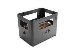 Höfats - BEER BOX Bierkiste / Feuerkorb / Grill / Hocker / Beistelltisch - 1