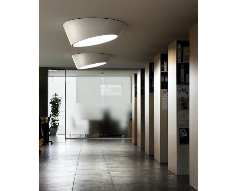 Vibia - Plus Plafondlamp - Ø 35 cm - niet instelbaar - recht - VibiaLeuchstoffröhre - 6