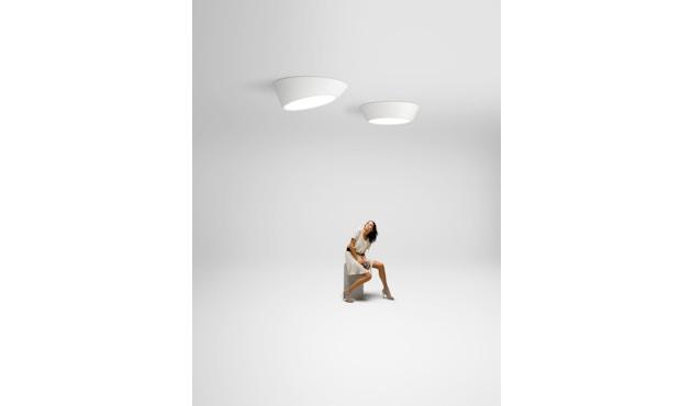 Vibia - Plus Plafondlamp - Ø 35 cm - niet instelbaar - recht - VibiaLeuchstoffröhre - 7