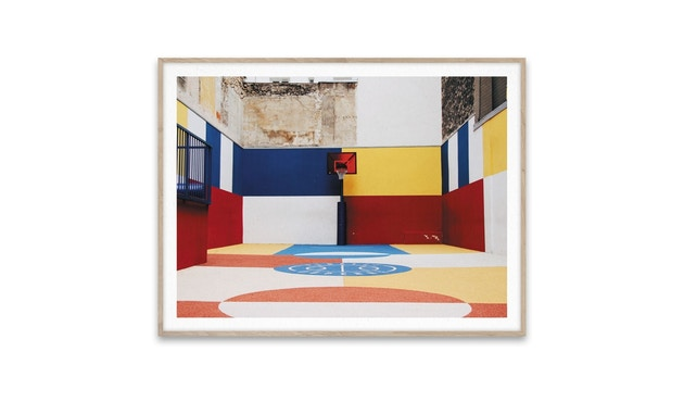 Paper Collective - Cities of Basketball - Cities of Basketball - 03 - 30 x 40 cm - 1