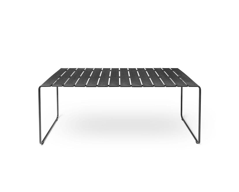 Mater - Ocean Tisch - schwarz - 4 Personen - 1