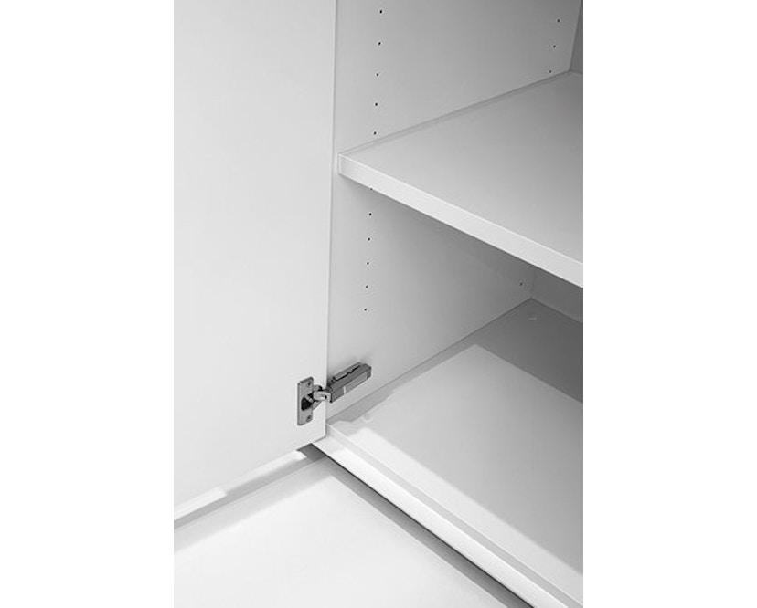 Piure - Nex Pur Box mit Tür - weiß - B120 - H52,5 - 4