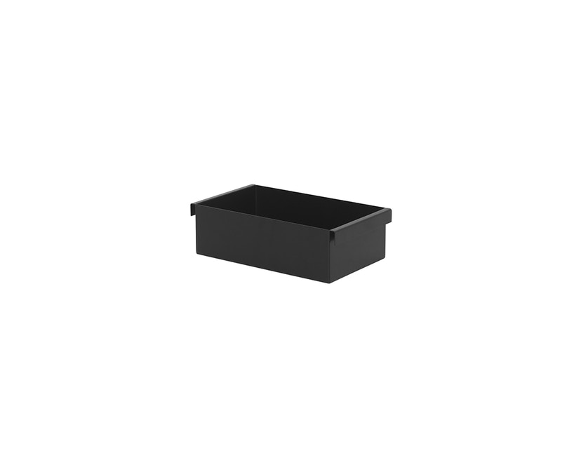 ferm LIVING - Plant Box Container - schwarz - 1
