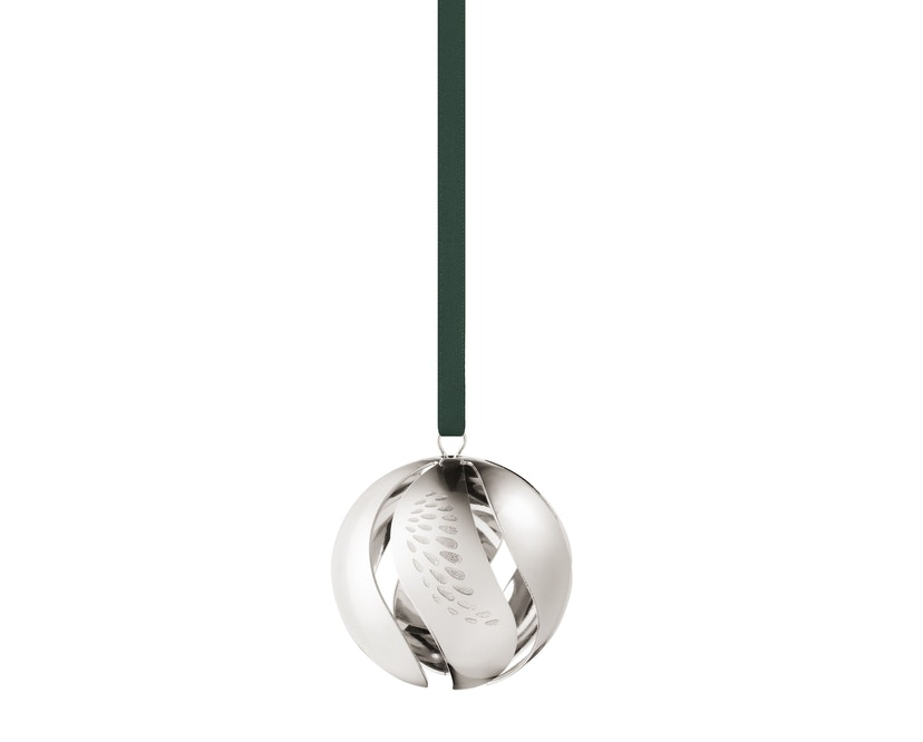 Georg Jensen - Ball Christbaumkugel - Palladium - 2