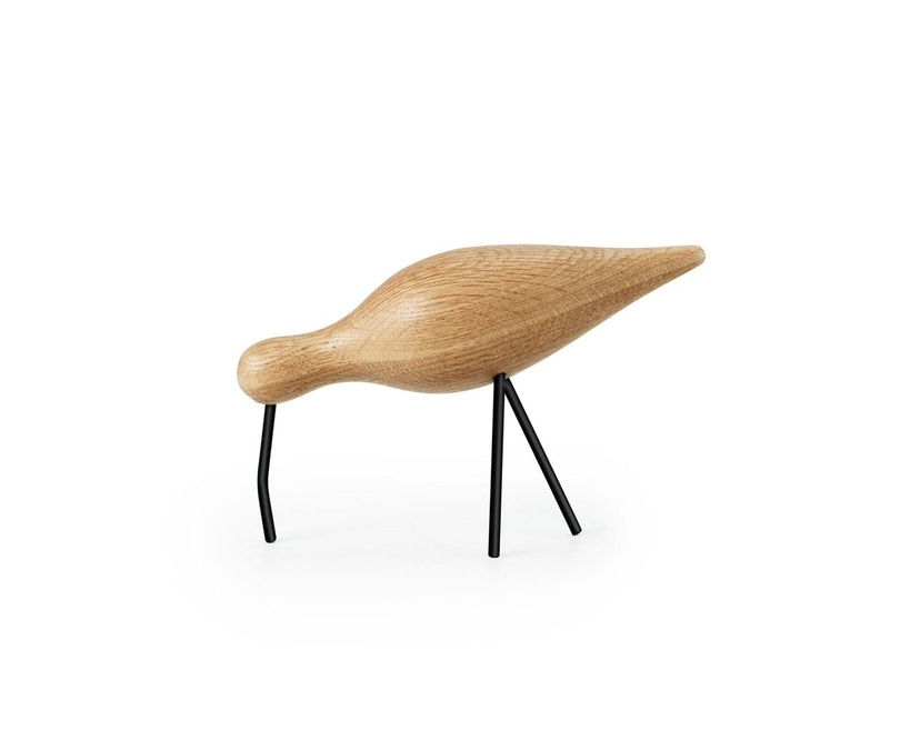 Normann Copenhagen - Shorebird - L - schwarz - 1