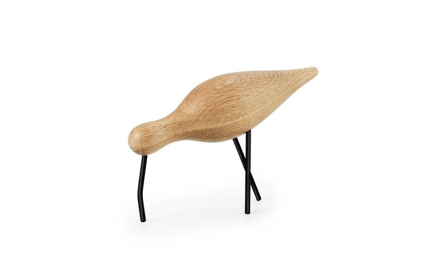 Normann Copenhagen - Shorebird - L - schwarz - 2