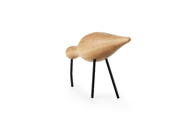 Normann Copenhagen - Shorebird - L - schwarz - 3