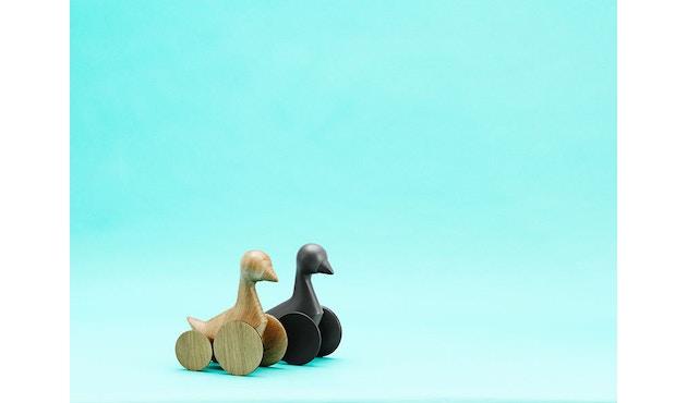 Normann Copenhagen - Ducky Holzente - natur - 5