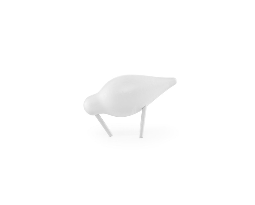 Normann Copenhagen - Shorebird - wit/wit - S - 2