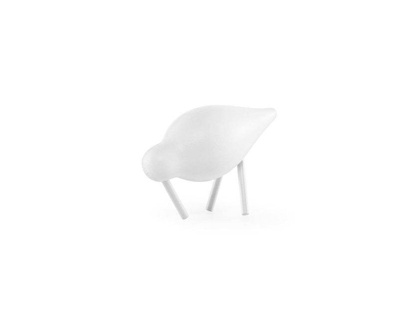 Normann Copenhagen - Shorebird - wit/wit - S - 3