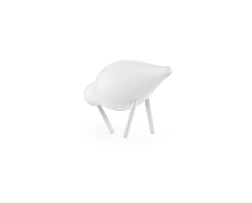 Normann Copenhagen - Shorebird - wit/wit - S - 1