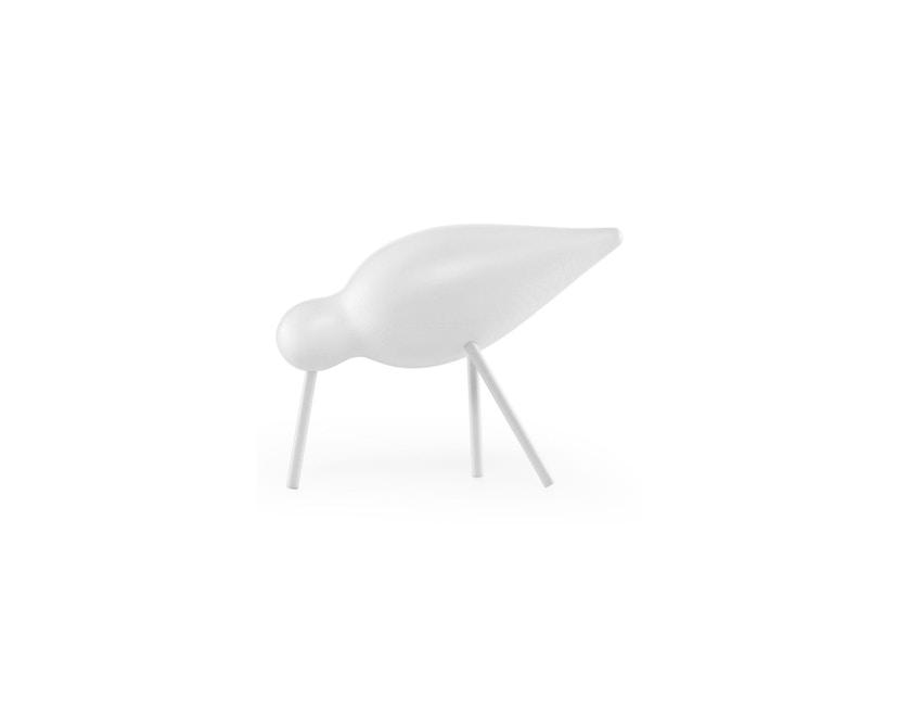 Normann Copenhagen - Shorebird - weiß/weiß - M - 2