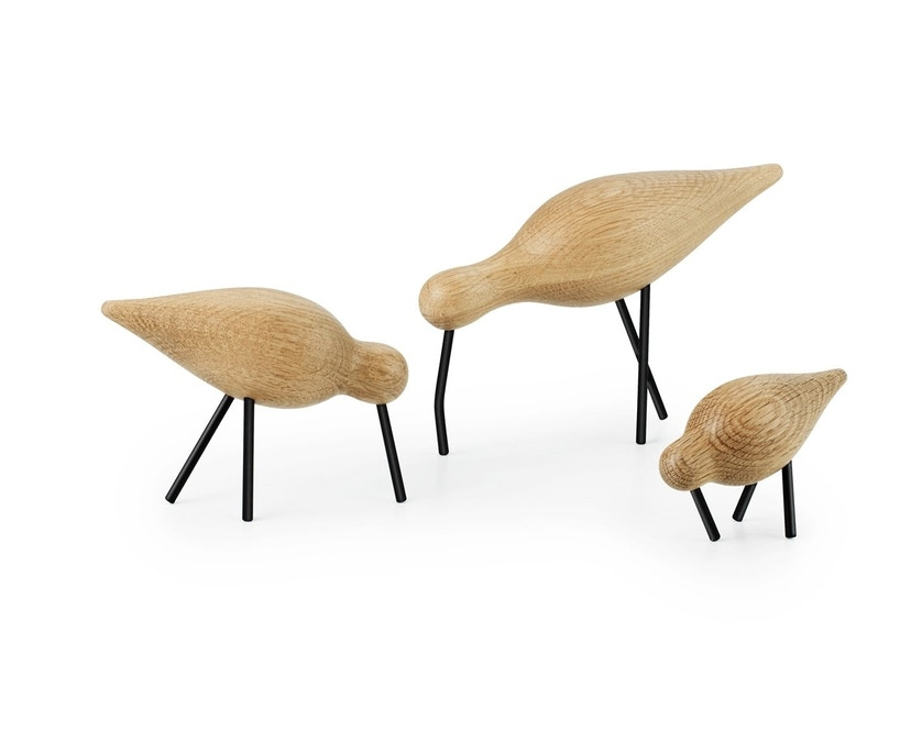 Normann Copenhagen - Shorebird - L - schwarz - 4