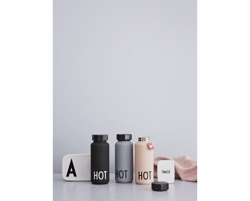DESIGN LETTERS - HOT Thermosflasche - 3