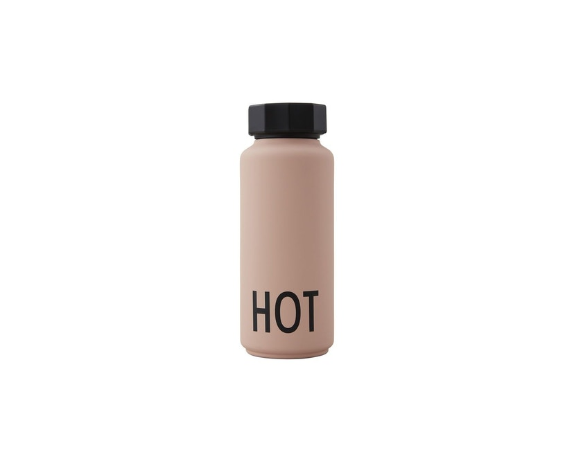 DESIGN LETTERS - HOT Thermosflasche - Pink - 1