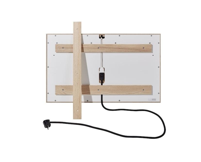 Müller Möbelwerkstätten - FLATBOX Sekretär - weiß - LED Leuchte und Steckdose - 15