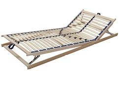 Müller Möbelwerkstätten - Lattenbodem met massief hout regelbaar - 1