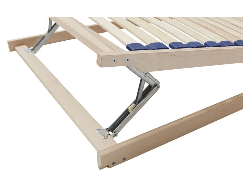 Müller Möbelwerkstätten - Lattenrost Massivholzrahmen verstellbar 90x190 - 2