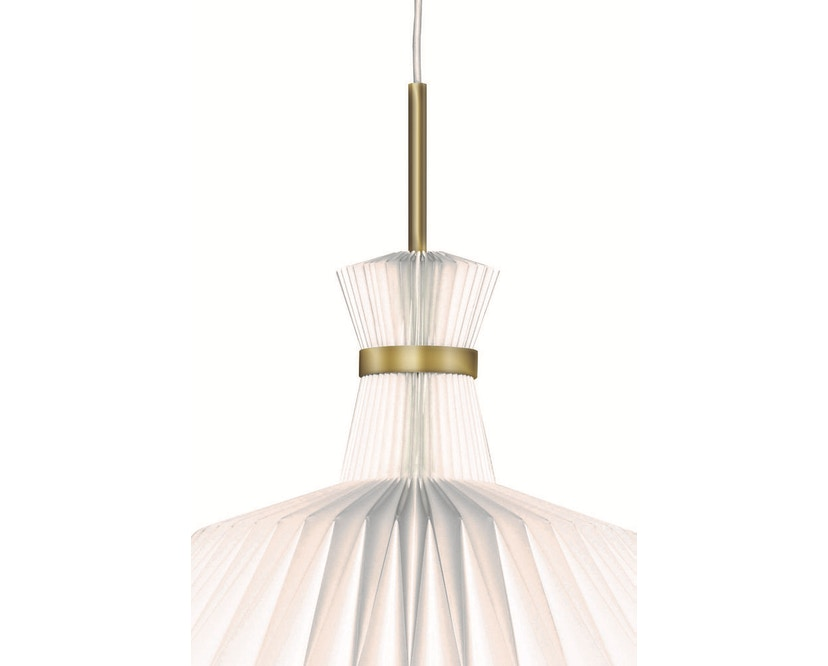 Le Klint - Speciale ophanging voor 101 hanglamp XL - Messing - 1