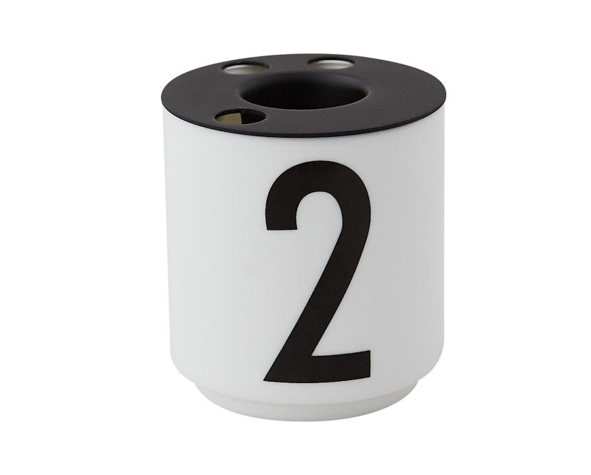 DESIGN LETTERS - Kerzenhaltereinssatz für Espressobecher  - 5