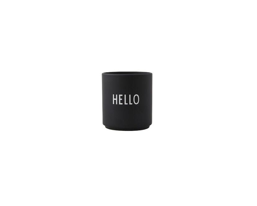 DESIGN LETTERS - Favourite Becher - Hello - 1