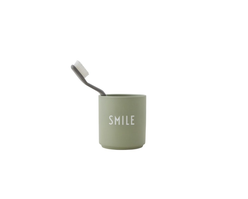 DESIGN LETTERS - Favourite beker - Smile - 1