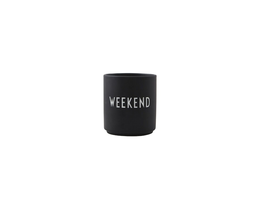 DESIGN LETTERS - Favourite Becher - Weekend - 1