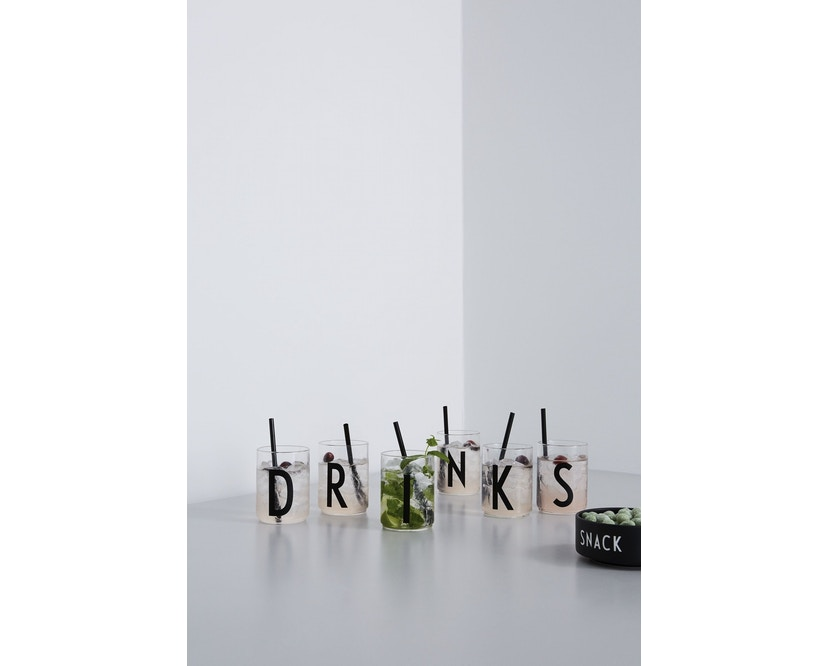 DESIGN LETTERS - Personal Drinkglas - 2