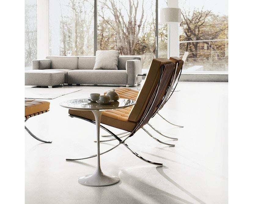 Knoll International - Bijzettafel Saarinen - rond - 2