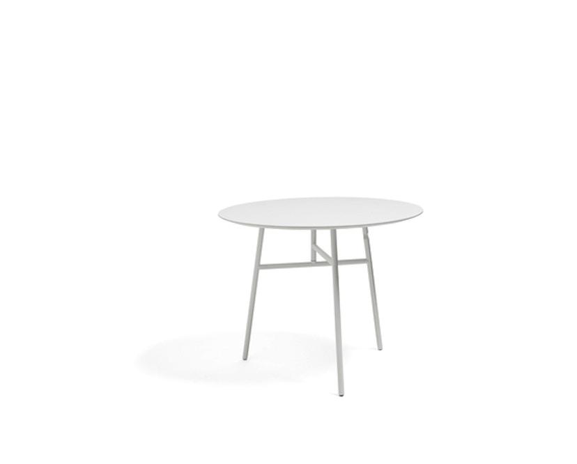 HAY - Tilt Top Tisch - white - 1