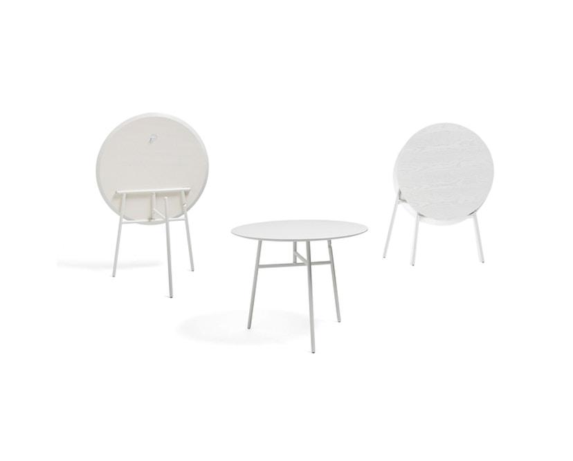 HAY - Tilt Top Tisch - white - 2