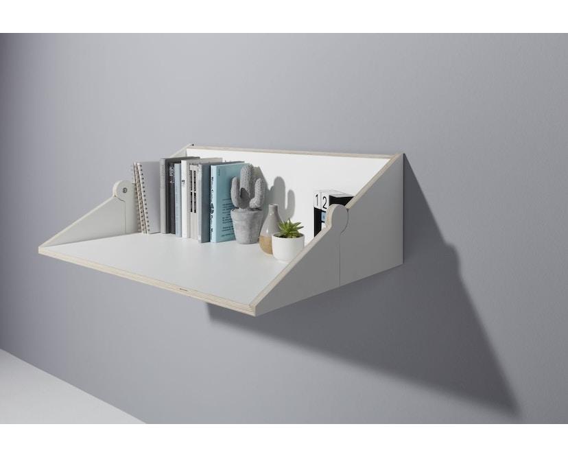 Müller Möbelwerkstätten - Twofold Sekretär/Regal - anthrazit - 6