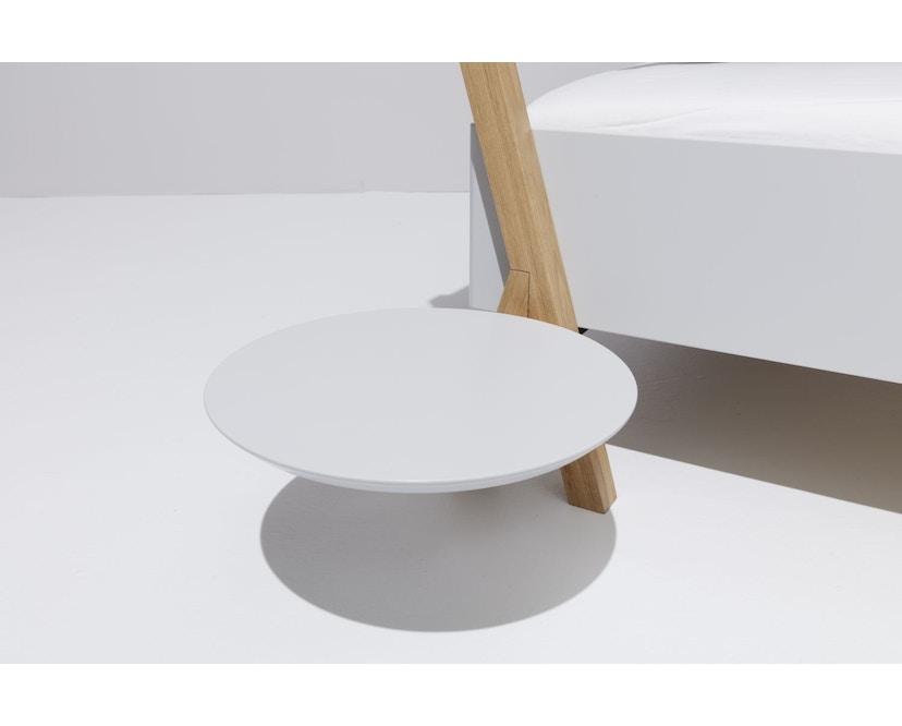 Müller Möbelwerkstätten - Boq Nachttischzusatz - weiß - 4