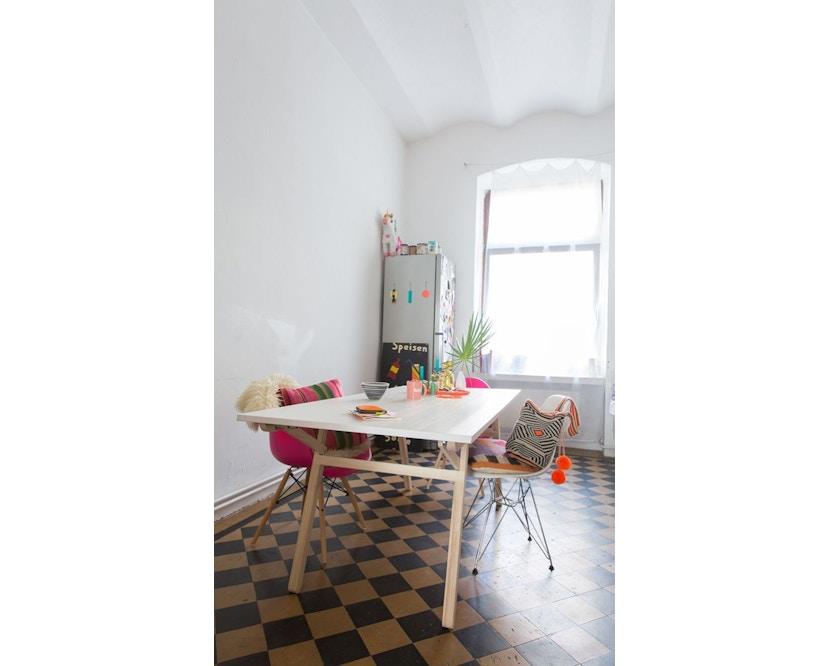 Moormann - Klopstock Tisch S - Melaminharz anthrazit - 4