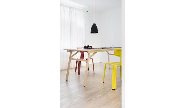 Moormann - Klopstock tafel L - antraciet - 160 x 90 cm - 5